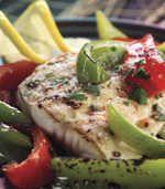 Pescado con Pimientos   Recetas de Cocina