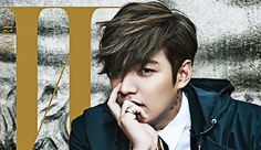 Lee Min Ho in WKorea Magazine, 2015.