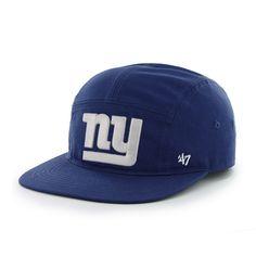 low priced 5df1c cf08d New York Giants Bergen 5 Panel Royal 47 Brand Adjustable Hat