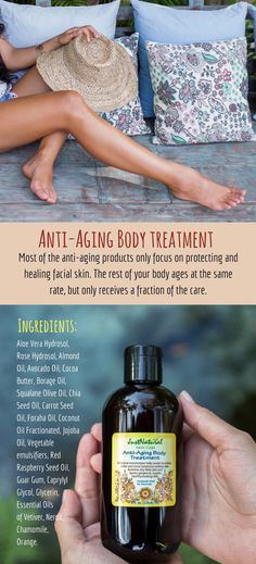 An anti-aging body serum that helps to improve the sagging skin, wrinkles, cellulite, and pigmentation. Immediately smooth dry, flaky skin, stretch marks and crepey skin.