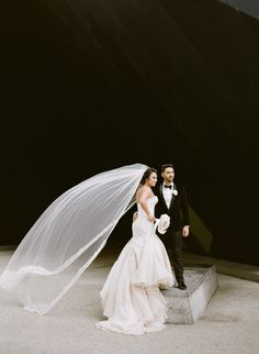 There are wedding veils and then there are jaw-dropping wedding veils. But what makes them jaw-dropping most of all is how a bride Wedding Headpieces, Wedding Veils, Wedding Dresses, Wedding Blog, Destination Wedding, Cathedral Length Veil, Different Colors, Weddings, Bride