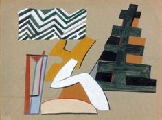 Alberto Magnelli, Composition 1940