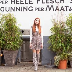 Outfit | Dress In Wonder - Retro Sonja