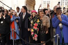 Patricia Field, Christian Siriano, Lily Collins, Carrie Bradshaw, Scream Queens, Alexandre Vauthier, Saint Tropez, Fashion Show, Fashion Looks