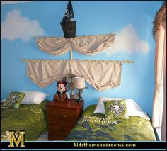pirate room painted walls for wee boys pinterest paint walls room and walls
