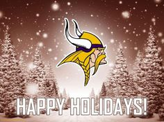 minnesota vikings holidays images google search - Viking Christmas