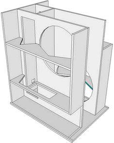 Custom Speaker Boxes, Speaker Box Design, Makita Power Tools, Subwoofer Box Design, Speaker Plans, Pa Speakers, Dj Equipment, Loudspeaker, Audio System