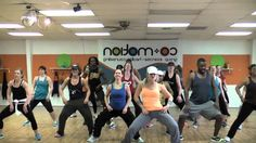 """""""MOVE AROUND"""" by Diplo - Choreography by Lauren Fitz for Dance Fitness Class"""