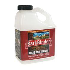 TechniSoil BarkBinder Bark and Mulch Stabilizer (1 Gal. Bottle)