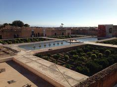 Palacio El Badi Marrakech, Sidewalk, Palaces, Pictures, Side Walkway, Walkway, Walkways, Pavement