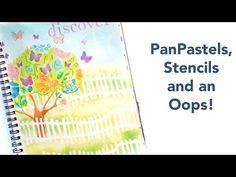PanPastels, Stencils