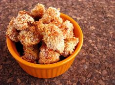 Popcorn Chicken. (Grain/Nut/Corn/Soy/Egg Free)