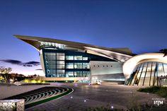 Gyeongju Arts Center - Samoo Architects & Engineers