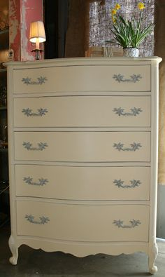 Reloved Rubbish: French Provincial Dressers