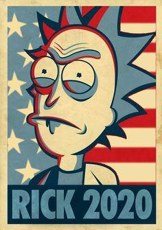 Rick 2020 : Rick and Morty : alonerobot