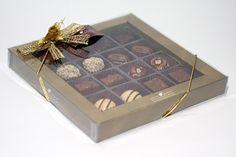Caixa Presente - Bombons Gourmet