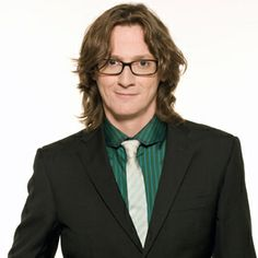 Ed Byrne - Seen him live a few times, so funny and a fellow fan of JD can't argue with that Mock The Week, British Comedy, British Humour, Comedy Tv, Stand Up Comedy, Irish Men, Niece And Nephew, I Love To Laugh, Running Away