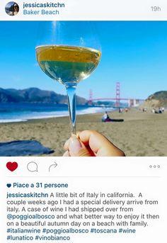 Il nostro LUNATICO oggi è su una spiaggia californiana! Che emozione!
