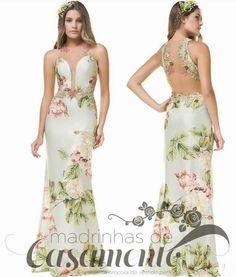 Madrinhas de casamento: 05 vestidos de festa: Patchoulee