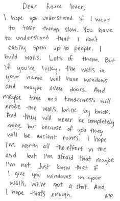 found on wwwloveyourquotestumblrcom via tumblr future boyfriend quotes sorry