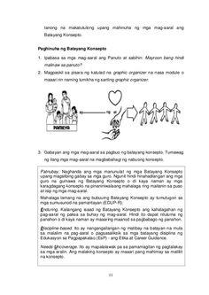 DepEd K to 12 Program Edukasyon sa Pagpapakatao Grade 8 Teacher's Guide Teacher's Guide, Values Education, Graphic Organizers, Grade 1, Nasa, How To Plan, Words, Horse