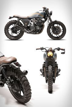 Yamaha XJ750 | by Dream Wheels Heritage » Design You Trust. Design, Culture & Society.