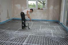Fußbodenheizung Rohre Verlegen ~ Fußbodenheizung verlegung lindner norit