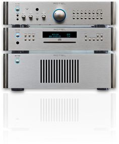 Home Theater System Surround Sound Amplifiers - Rotel