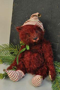 Wednesday, November 2, 2011 The Spotted Hare: Wild Hare Wednesday - Lori Ann Corelis - O' Christmas Bear