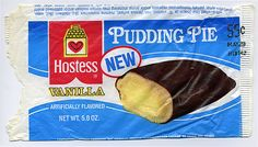 Pudding Pie!