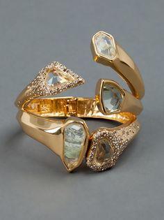 ALEXIS BITTAR - Crystal Bracelet