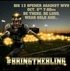 BRING THE BLING! GOLD OUT BU :-D