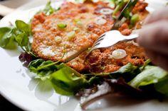 NYT Cooking: Crisp Chicken Schnitzel With Lemony Herb Salad