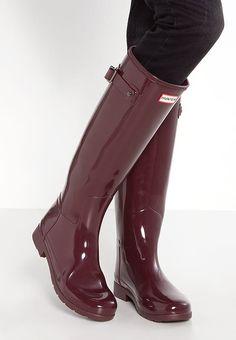 Diese Stiefel haben längst Kultstatus erreicht. Hunter Gummistiefel - dulse für 115,95 € (24.03.17) versandkostenfrei bei Zalando bestellen.