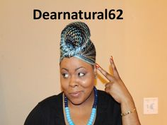 DearNatural62 - Popular YouTube Personality into all things natural hair, nails, makeup and overall style!