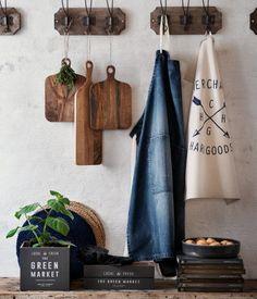 Stor skål i stentøj | Mørkegrå | Home | H&M DK