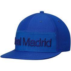 9019f8f6ee8 Real Madrid Shade Snapback Adjustable Hat - Blue