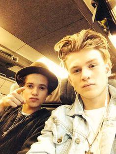 Tristan And Bradley