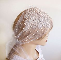 #wedding #headpiece #HairStyle