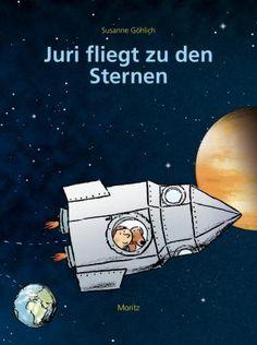 Juri fliegt zu den Sternen - Das spannende Weltraumabenteuer um einen kleinen Jungen, seinen Dackel und einen fürchterlichen Groll. Juris Rakete ist fertig! Sie heißt »Wostok«. Dackel Laika und Juri s