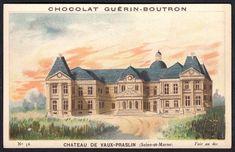 Château de Vaux-Pras