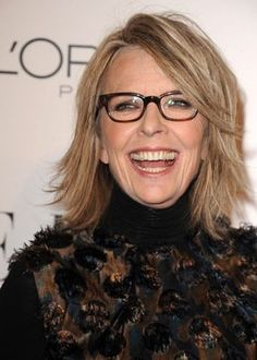 """I love love LOVE Diane Keaton!! """"Father of the Bride"""" I & II, """"The First Wives Club,"""" """"Something's Gotta Give,"""" """"The Family Stone,""""Because I Said So""""....all amazing movies that I have seen countless times"""