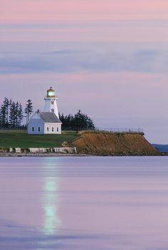 This lightkeeper's daughter could not resist!  :)  ✮ Panmure Island Provincial Park, Prince Edward Island