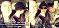 Alan: Oh my God ^_^ hehe