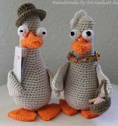 Goose and Mother Goose