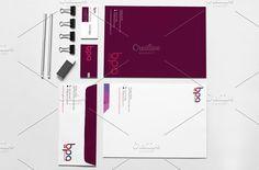 Corporate Stationery vol.1  @creativework247