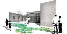 Fractal Building http://www.08023.es/en/projects/4/90/Fractal_Building/