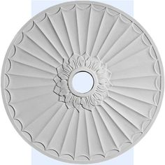 Large Salinas decorative medallion for ceiling. Salinas decorative medallion for ceiling is classic reproduction of historical design. Salinas decorative medallion giving you look and feel of plaster Molding Ceiling, Cornice Moulding, Baseboard Molding, Crown Molding, Modern Ceiling Medallions, Elle Decor Magazine, Flexible Molding, Modern Baseboards, Art Deco Door