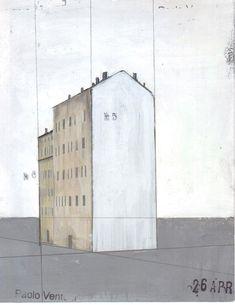 The Infinite City • Paolo Ventura
