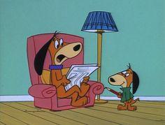 Augie Doggie and Doggie Daddy(Bibo Pai e Bob Filho )